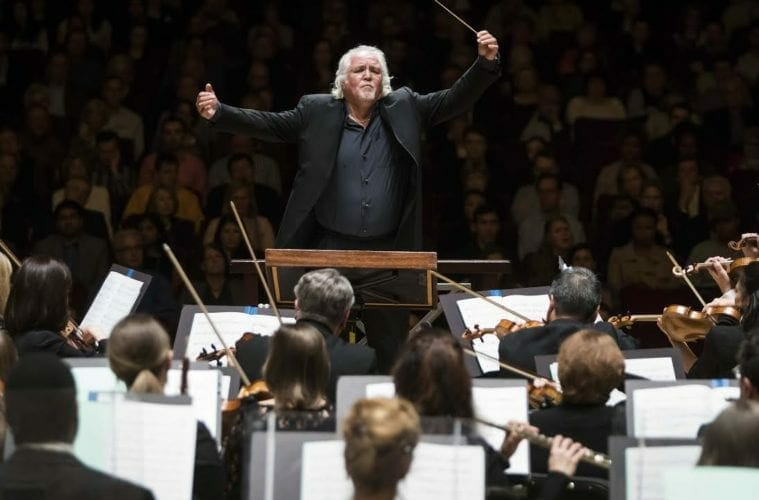 Donald Runnicles conducts the Atlanta Symphony Orchestra.