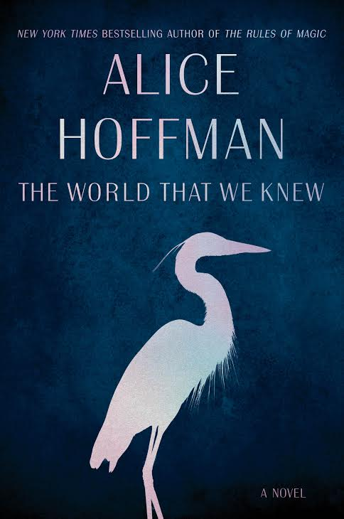 The cover of Alice Hoffman's latest book.