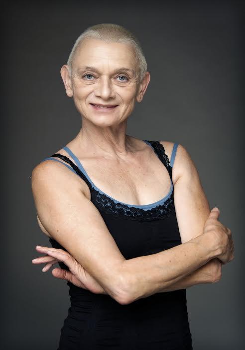 Choreographer Lisa Lock