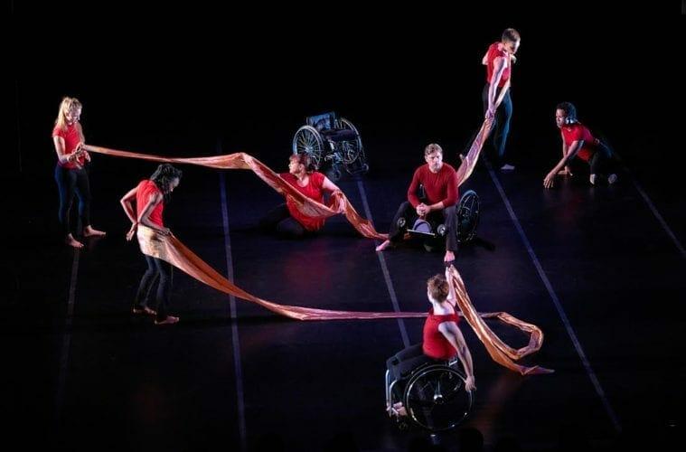 Douglas Scott and Full Radius Dance.