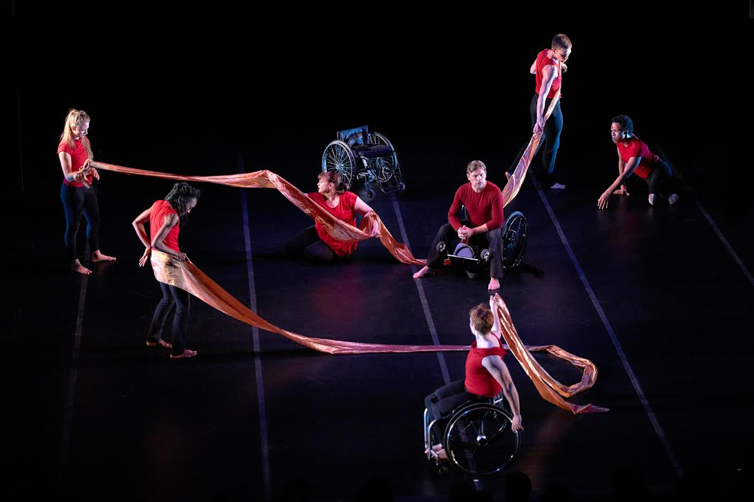 Douglas Scott and Full Radius Dance.