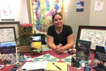 Atlanta author Ann Hite