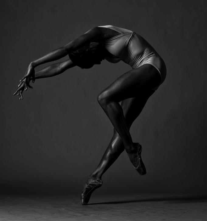 Kiara Felder of Atlanta Ballet dances