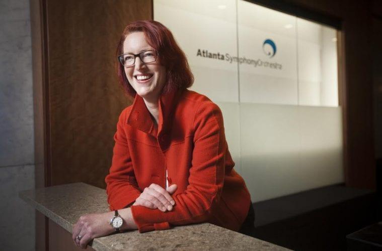 Atlanta Symphony chief Jennifer Barlament on the future of the