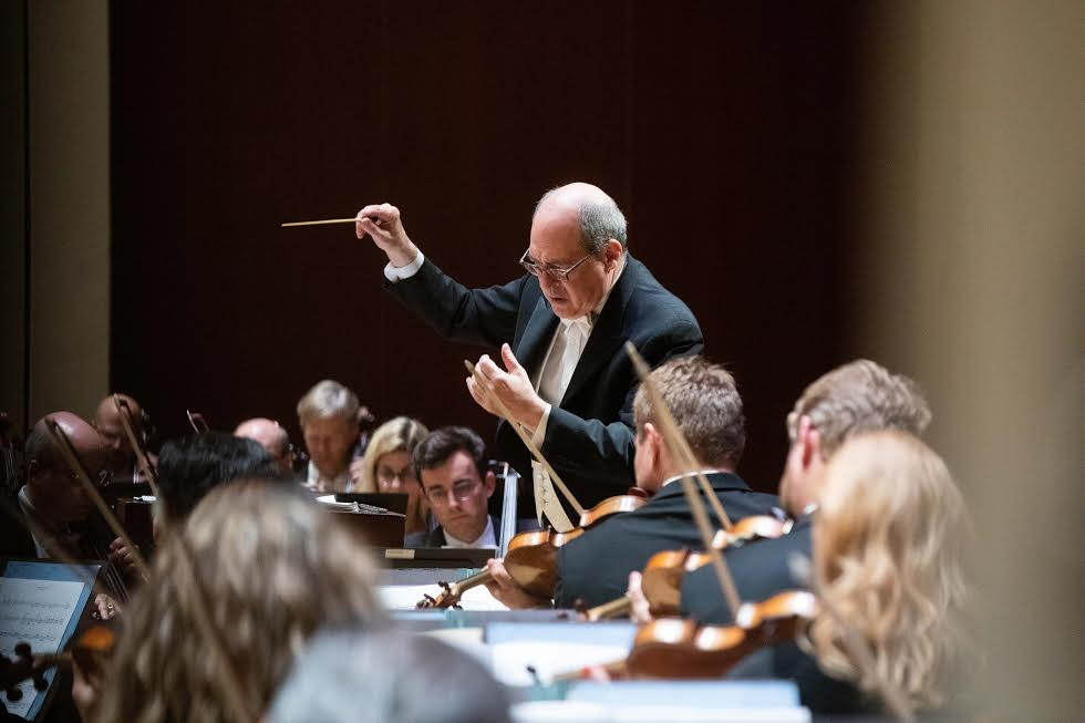 Robert Spano conducts the Atlanta Symphony Orchestra