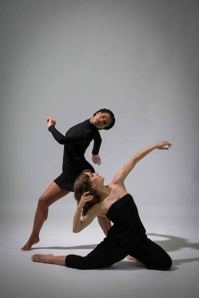 Ashley Eleby (left) and Jackie Nash joined Terminus this season. (Photo by Christina Massad)