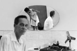 """Jamie Maciuszek, """"Cleaning Up"""" (2012)."""