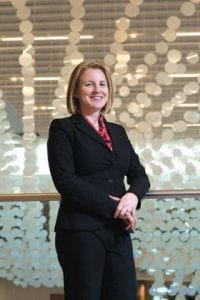 Katherine Dirga, curator of the Hartsfield-Jackson Atlanta International Airport.