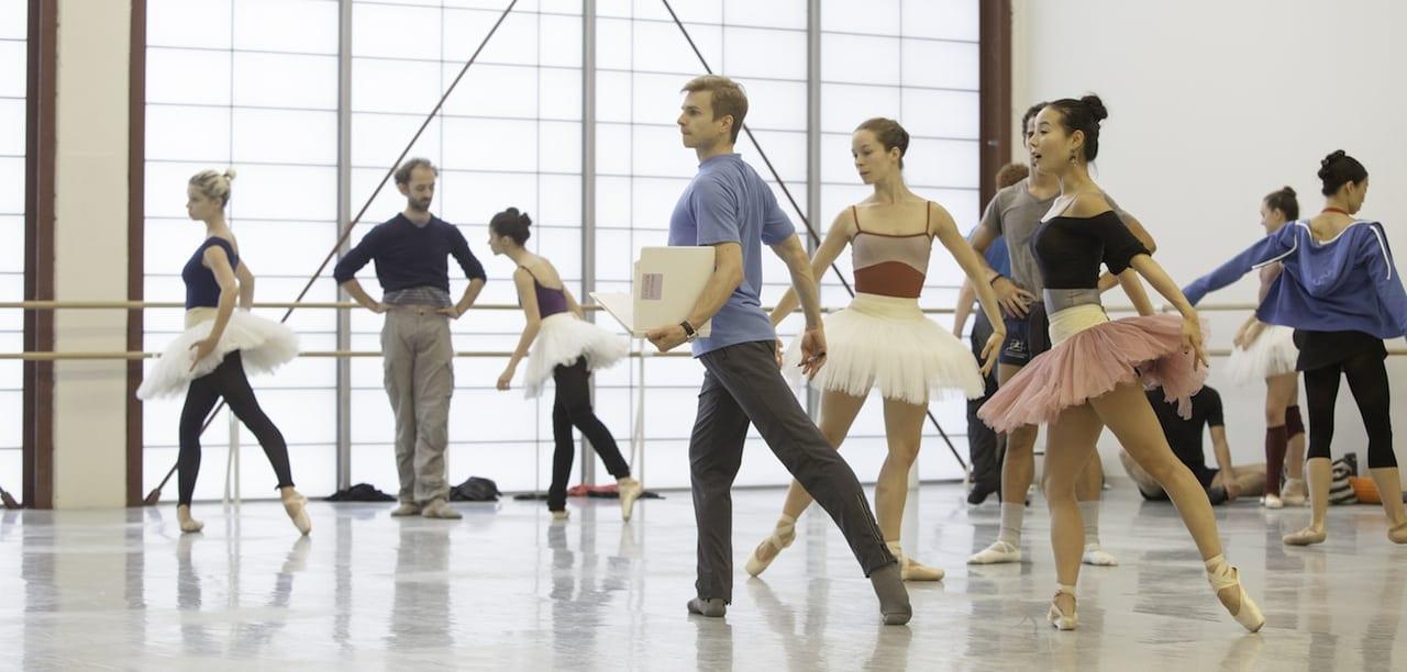 063 - Classical Symphony Rehearsal-Atlanta Ballet