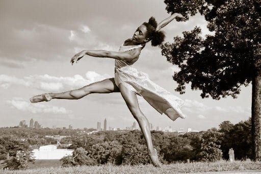 Kiara Felder, former Atlanta Ballet dancer