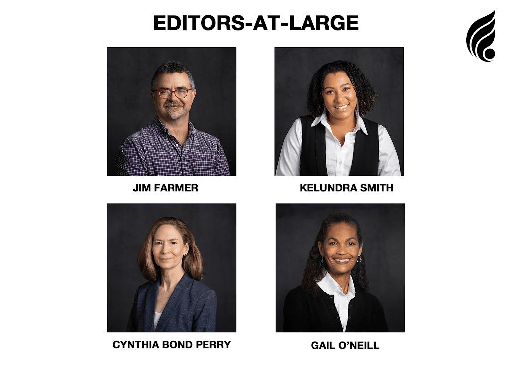 Editors-At-Large
