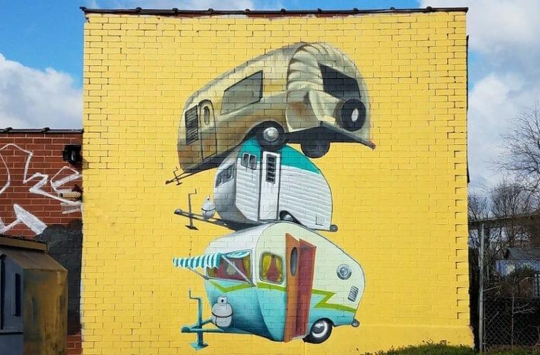 Jarrett Becke mural