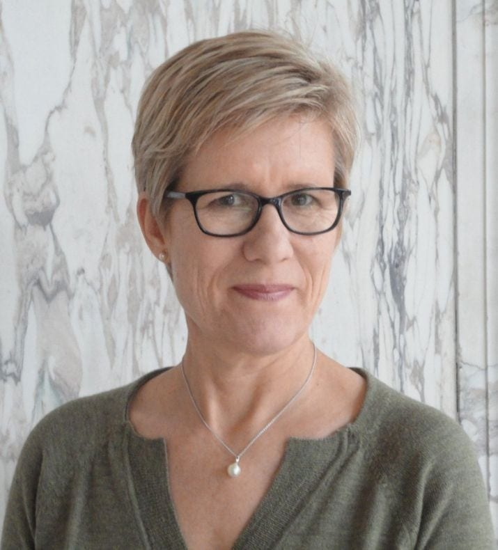 Lisa Cremin, director of the Metropolitan ArtsFund