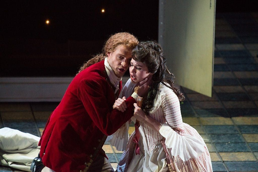 Valdes with the San Francisco Opera.