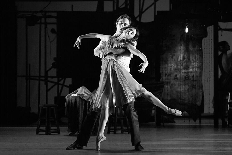 "Nadia Mara in Atlanta Ballet's ""Camino Real."""