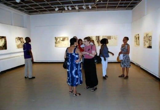 The XChange Gallery