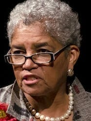 former ATL Mayor Shirley Franklin