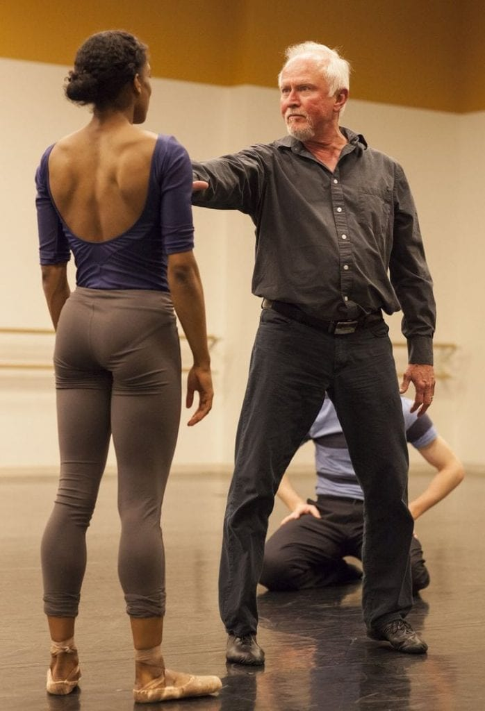McFall's defining legacy may be the way he nurtured dancers.