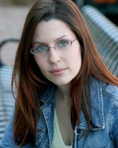 Playwright Lauren Gunderson