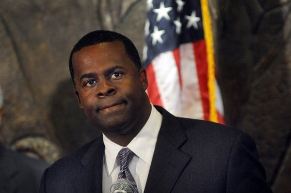 Mayor Kasim Reed says