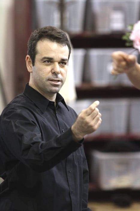 Zvulun wants to modernize opera without losing its historic foundations.
