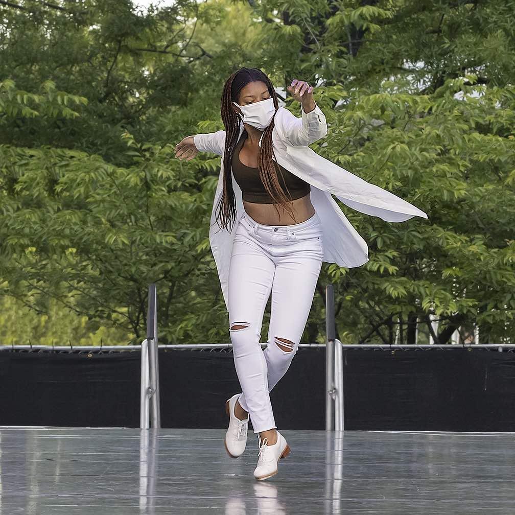 Dance Canvas showcase