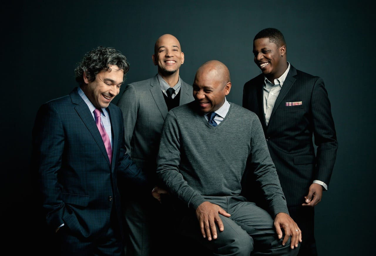 The Branford Marsalis Quartet headlines the Candler Concert Series.