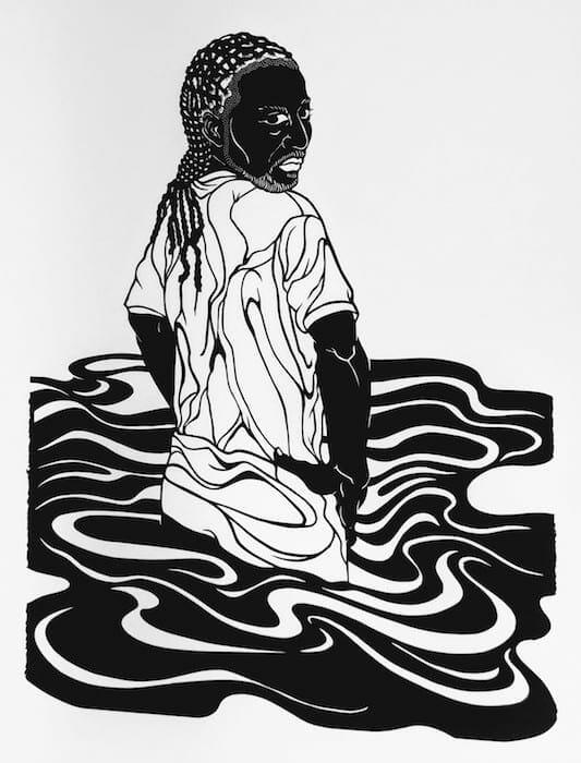 PAPER ROUTES - MOCA GA -- Jersusia Graham