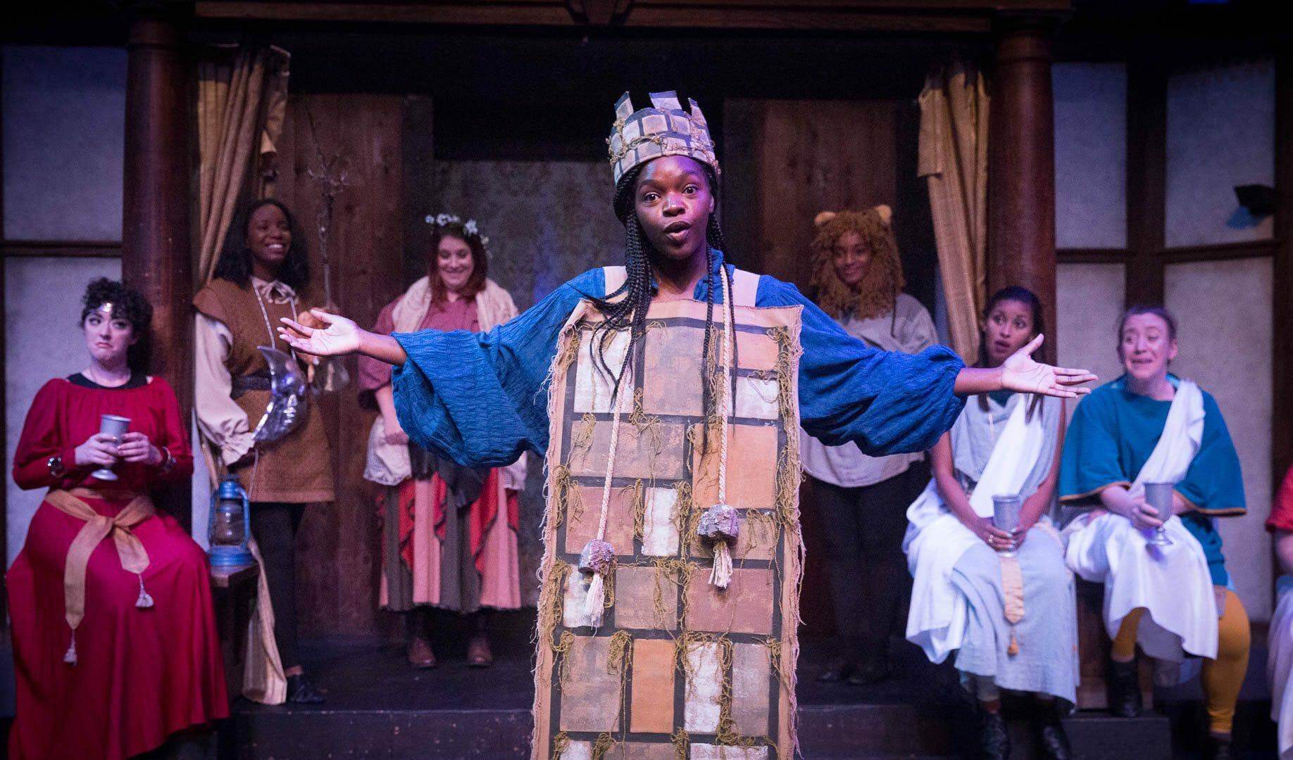"""Atlanta Shakespeare Company's """"A Midsummer Night's Dream."""""""