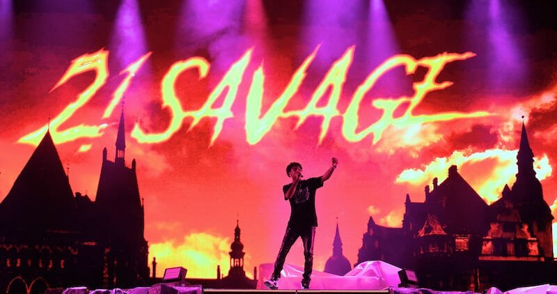 21 Savage - Music Midtown