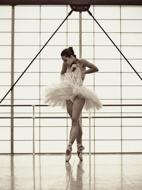 Rogers is in her eighth season as an Atlanta Ballet company dancer.