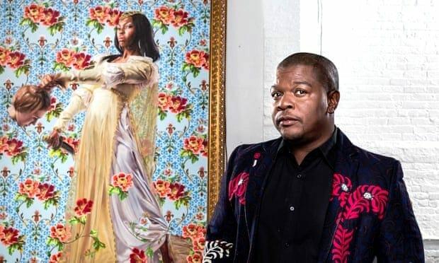 Brooklyn artist Kehinde Wiley