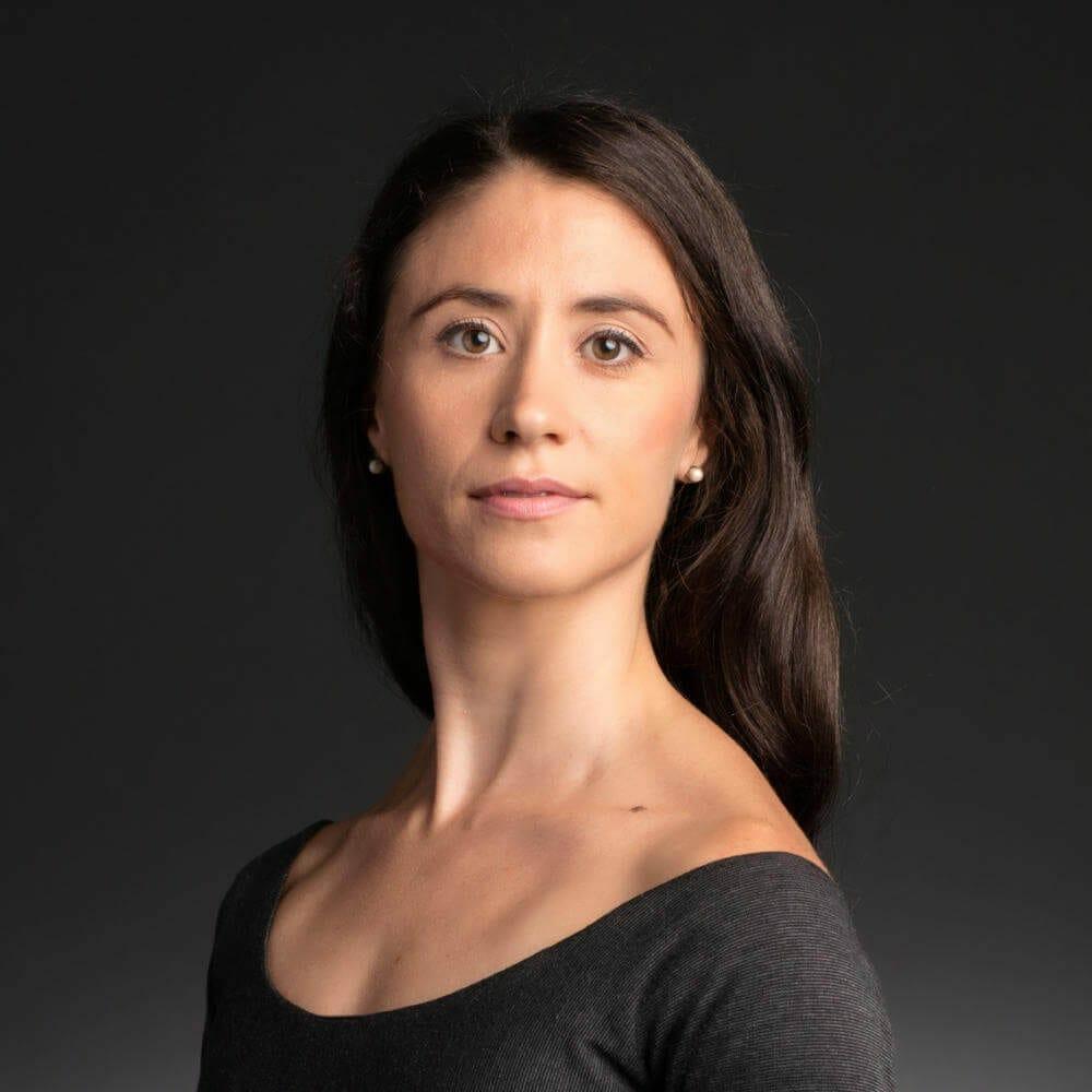 Nadia Mara with Atlanta Ballet