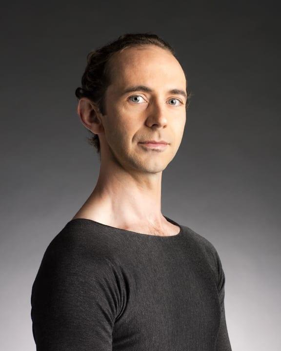 Welker's final Atlanta Ballet company portrait.