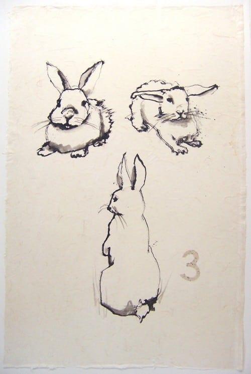 "Larry Jens Anderson's ""Three"""