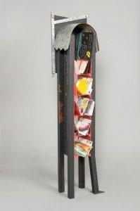 Ruth Laxson, Mailbox