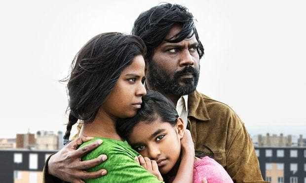 Dheepan is betrayed by the film's sudden turn at the end.