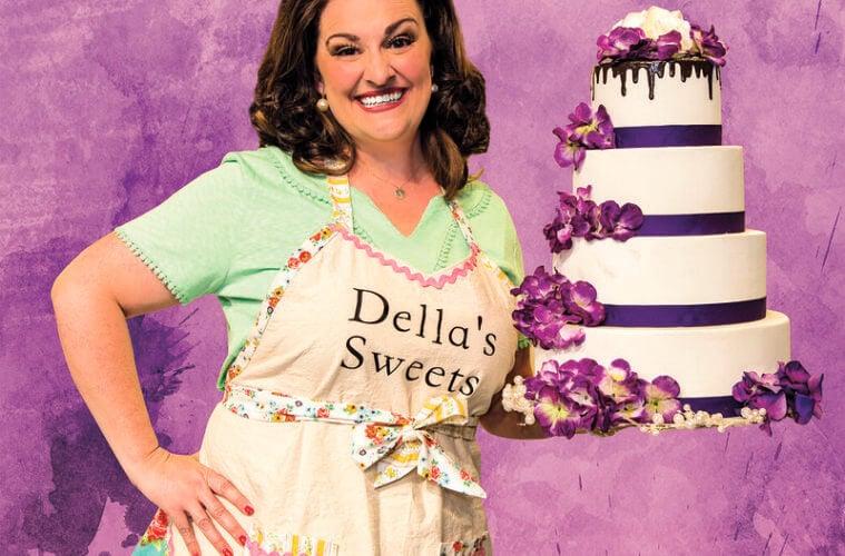 Marcy Mallard in The Cake at Horizon Theatre