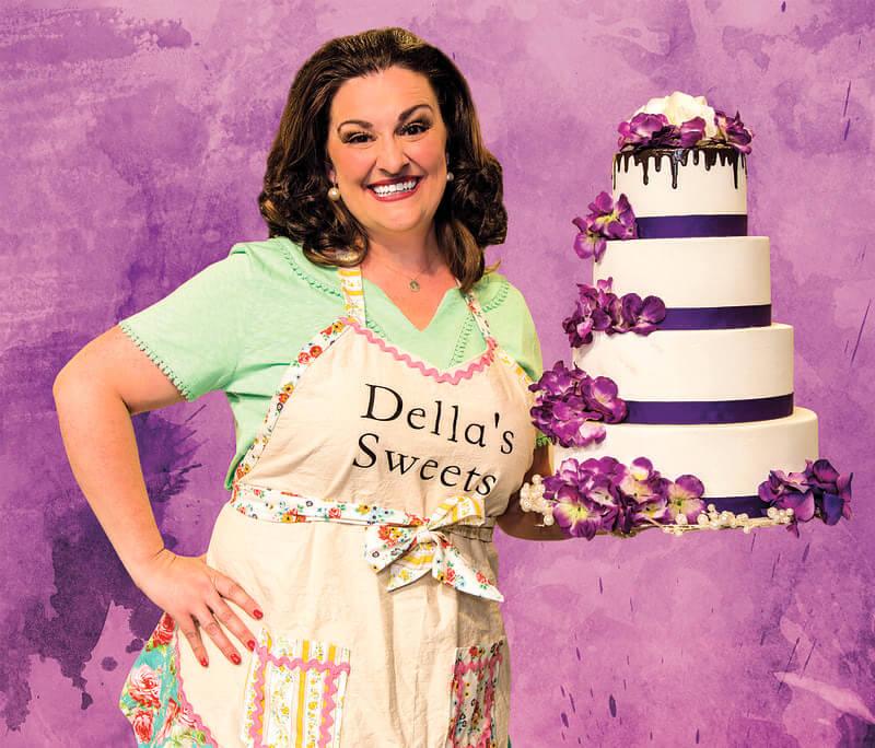 Marcie Millard in The Cake at Horizon Theatre