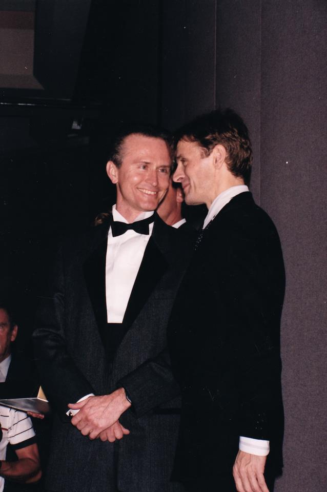 John McFall, the ArtsATL Luminary Awards Beacon Award winner