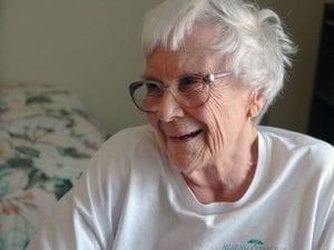 The reclusive author, Harper Lee