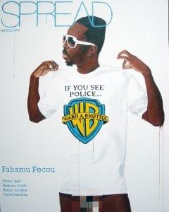 "Fahamu Pecou: ""Warn-A-Brother."""