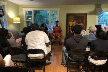 Charis Books host author talk with Feminista Jones.