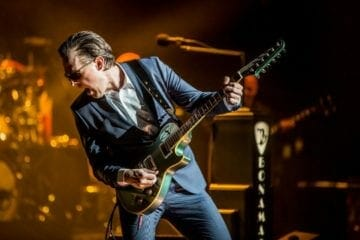 Blues/rock guitarist Joe Bonamassa