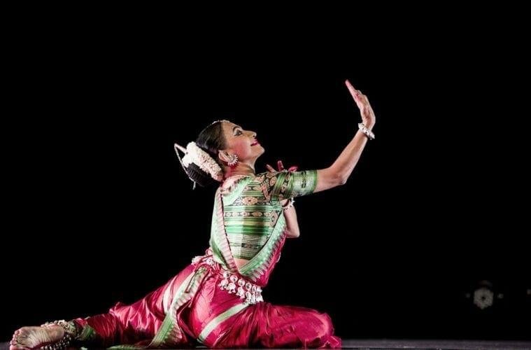Bijayini Satpathy is an acclaimed Indian dancer who has performed at the Kennedy Center.