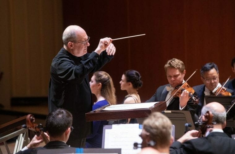 ASO Music Director Robert Spano conducts the music of Ralph Vaughan Williams.