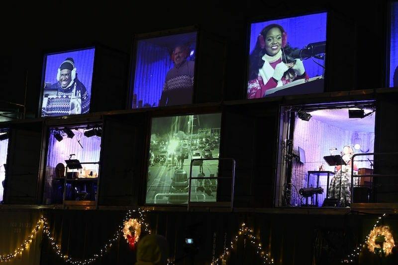 A Christmas Carol The Live Radio Play Alliance Dec 2020