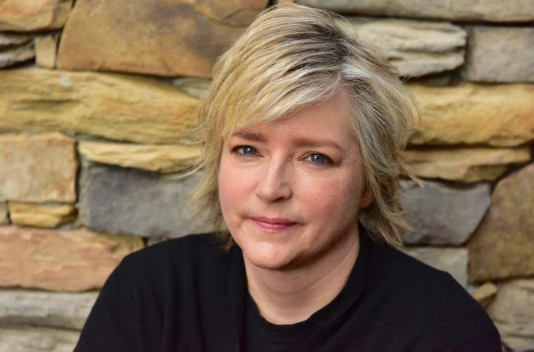 Mystery writer Karin Slaughter