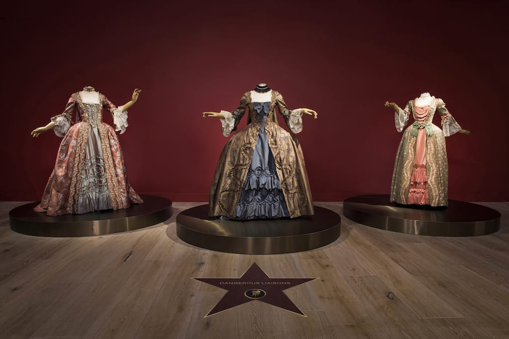 Cinematic Couture enters its last days at SCAD FASH Museum