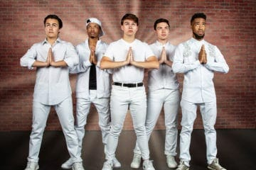 Altar Boyz musical at Marietta Theatre Company
